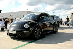VW New Beetle Black Devil by ShadoWpictureS