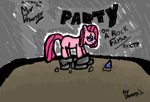 Party on a Rock Farm - Music Video Art. by MrDynasty