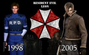 Resident Evil Leon S. Kennedy by Jegar