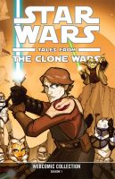 Star Wars Clone Wars Cover by Hodges-Art