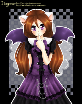 [C] Eleo in dress by Nay-Hime