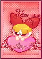 PPG Valentine: You are my Everything Nice by JKSketchy