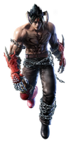 Devil Jin In BR Without Wings by Blood-Huntress