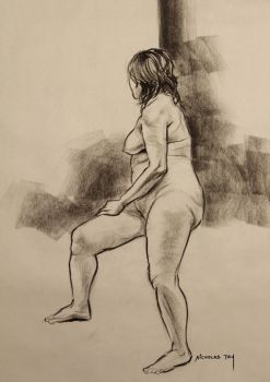 Life Drawing L3 by nictey