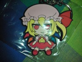 Flandre Keychain by IceWolf762