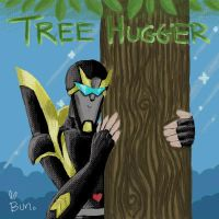 Tree Hugger by bunnybot