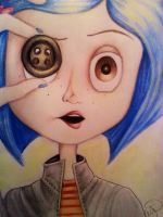 Buttons? For eyes? by cayligraham