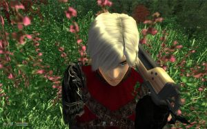 Young Dante 3 TESIV Oblivion by Arivain-Shadowflare