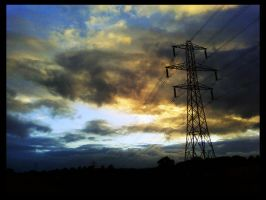 Wired for clouds by Daelnz