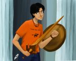 Percy Jackson by realgoodpizza