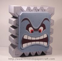 Thwomp by Drummyralf
