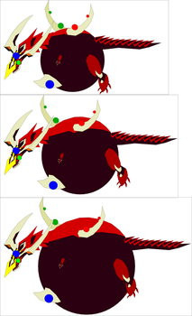 Odd-Eyes Bloating Pendulum Dragon 2 (comments plz) by Shelby95