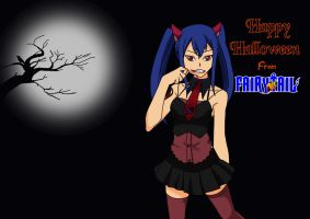 Fairy Tail Haloween Contest Entry by TengenTopper994