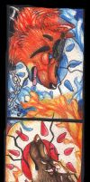 totem beast's ACEO by Suenta-DeathGod