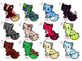 Kitty Adopts [OPEN] by mossyyadopts