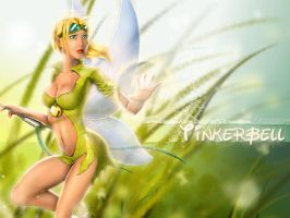 DOEK Tink Wallpaper by steevinlove