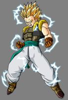 Gotenks GT SSJ2 by theothersmen