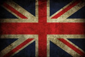 Britaion Gruge Flag by xxoblivionxx