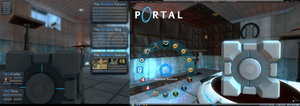 Portal Desktop by UltraBE