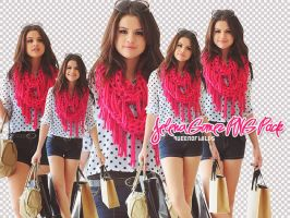 Selena Gomez PNG Pack by queenofwilds