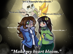 To My Flower by NoxidamXV