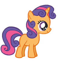 Scootabelle G3 by AdolfWolfed4Life