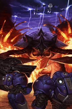 Starcraft Frontline 2 by UdonCrew