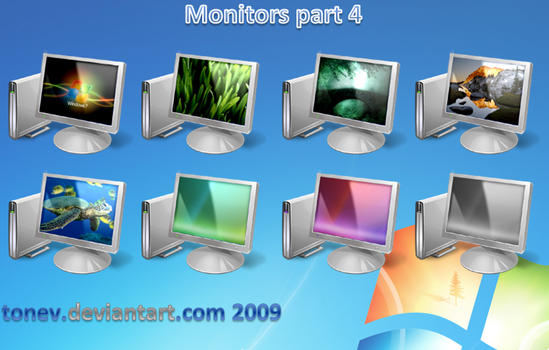 Monitors part 4 by tonev