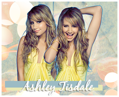 Ashley Tisdale by Laies