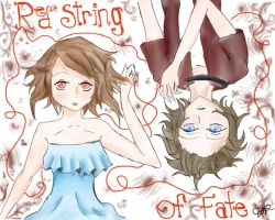 Red String of Fate by HazeAngel