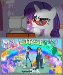 Rarity Meme Nostalgia Chick by Joezilla1991