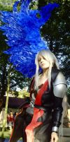 Sephiroth of Kingdom Hearts 1 by Chaos-Sephi