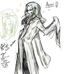 charactersketch:agentD by BK47nightowl