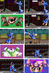 Mr. Satan and his amazing friends page 2 by 8-BitBlanka