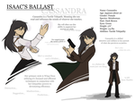 Cassandra Reference Sheet by Skyserpent