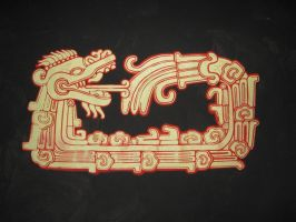 Quetzalcoatl by cebdeSIGN