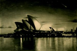 The Sydney Opera House by Y-LIME