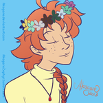 Flowers of Hope Crown Me by Akogare