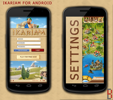 Ikariam for Android concept by bazsi44
