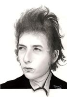 Bob Dylan by TpncT