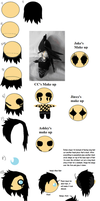 How to make A BVB doll by TatsuoMizushima