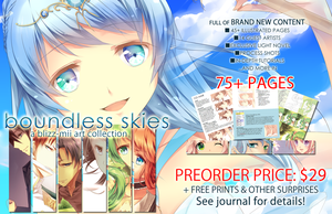 boundless skies : preorder by Blizz-Mii