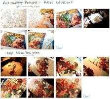 +Art Making Process+ by ayasemn