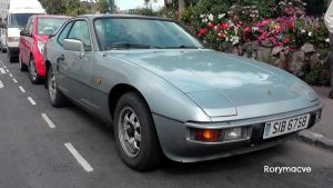 1978 Porsche 924 by The-Transport-Guild