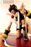 Pit (Kid Icarus) Cosplay #8 by Echolox