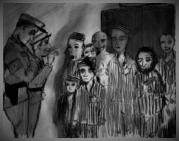 Auschwitz by johnfboslet2001