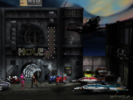 The Hole by butchen