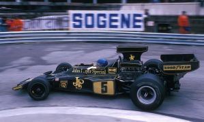 Ronnie Peterson (Monaco 1975) by F1-history