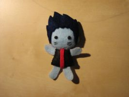 Mini Kisame Plush by lostrunaway