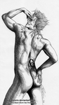GRIMMJOW: I'm Sexy And You Know It by blackstorm